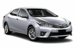 Toyota Altis от Thai Rent a Car