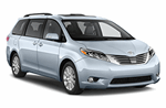 Toyota Sienna from Thrifty