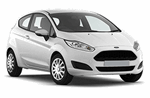 Ford Fiesta from GoldCar
