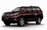 Toyota Land Cruiser Prado от Caravan Rent a Car
