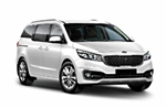 Kia Carnival от Apollo Car Rentals