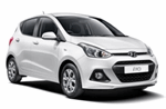 Hyundai i10 from OLA Mauritius Car Rental