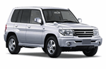 Mitsubishi Pajero Io от City Rent Car