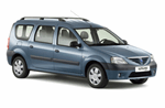 Dacia Logan Estate/Wagon от LowCostCars