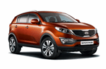 Kia Sportage от CCB  Rent A Car