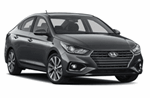 Hyundai Accent from Marshal Rent a Car