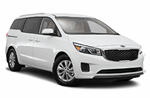 Kia Sedona от Allied Car&Truck Rental