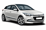 Hyundai i20 from Global Rent A Car