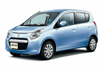 Suzuki Alto from WST Car Hire
