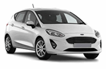 Ford Fiesta from Essence Car Rental
