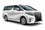 Toyota Alphard от China Car Service