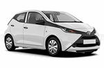 Toyota Aygo from Interrent