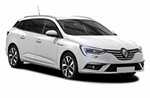Renault Megane Estate/Wagon with Free GPS от WinRent