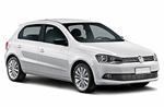 Volkswagen Gol от Localiza