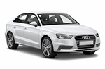Audi A3 from Cargets Car Rental