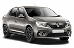 Renault Symbol from Essence Car Rental