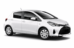 Toyota Yaris from Crystal Safaris