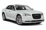 Chrysler 300c from FOX Rent a Car USA