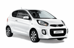 Kia Picanto from All Drive Car Rental