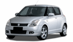 SUZUKI SWIFT 4 DOOR от Alamo