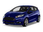 FORD FIESTA from Alamo