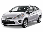 FORD FIESTA from Enterprise
