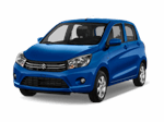 SUZUKI CELERIO 4 DOOR from Enterprise