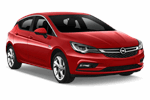 OPEL ASTRA from Europcar