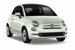 FIAT 500 NEIGE от Europcar