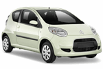 CITROEN C1 1.0 AC from Europcar