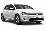 VW E-GOLF ELECTRIC от Europcar