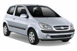 HUYNDAI GETZ 1.4 from Europcar