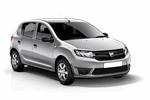DACIA SANDERO 1.5 от Europcar