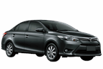 TOYOTA YARIS 1.3 от Europcar