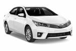 TOYOTA COROLLA 1.6 от Europcar