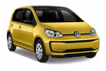 VOLKSWAGEN MOVE UP 1.0 от Europcar