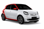 SMART FORFOUR from Europcar