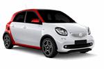 SMART FORFOUR от Europcar