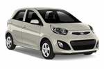 KIA PICANTO 1.0 from Europcar