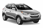 HYUNDAI TUCSON DS from Europcar