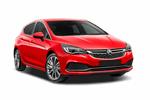 VAUXHALL ASTRA от Europcar