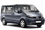 RENAULT TRAFIC MINIBUS 1.6 от Europcar