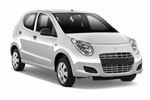 SUZUKI ALTO 0.8 from Europcar