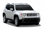 JEEP RENEGADE 4WD 2.0 от Europcar
