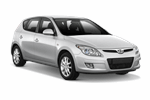 HYUNDAI I30 1.6 from Europcar