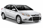 FORD FOCUS 1.4 AC from Europcar