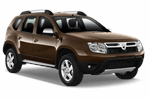 DACIA DUSTER 4X2 from Europcar