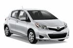 TOYOTA YARIS от Europcar