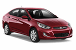 HYUNDAI ACCENT 1.4  SEDAN from Europcar