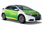 HONDA CIVIC EUROPCAR BRANDED from Europcar